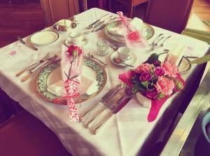母の日ディナー2