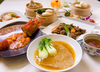 板屋飯店-お料理の例1